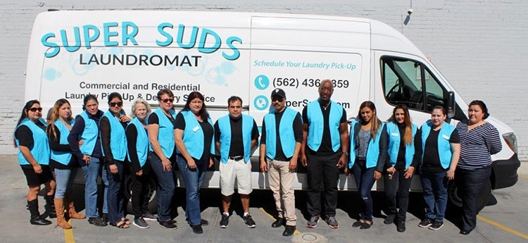 super suds team pickup delivery